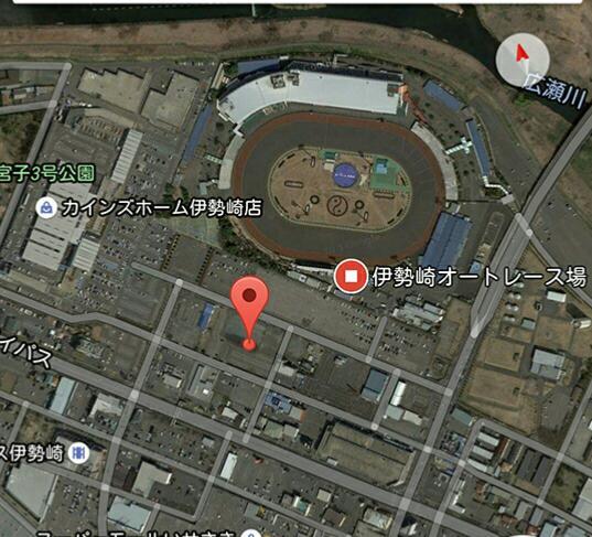 伊勢崎 オート レース 場